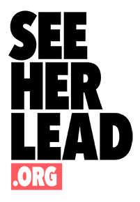 See Her Lead logo